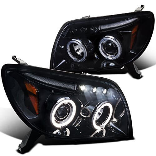 CCFL halo headlights for Toyota 4Runner
