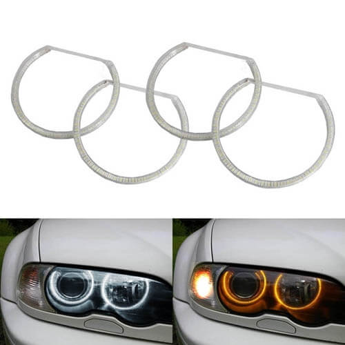 Halo kit for BMW