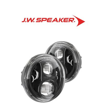 JW Speaker Headlights