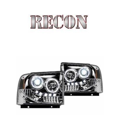 Recon Headlights
