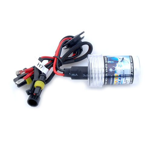 HID conversion kit with bulb