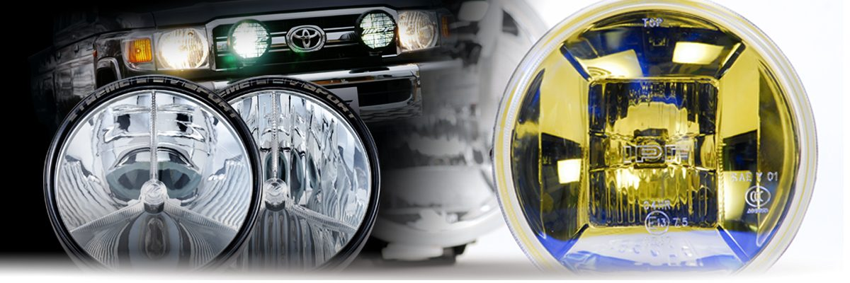 Sealed Beam Headlight Conversion