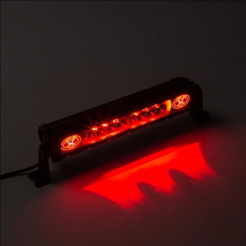 Red halo kit for light bar