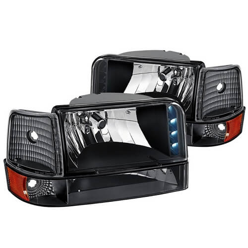 Aftermarket Euro headlights