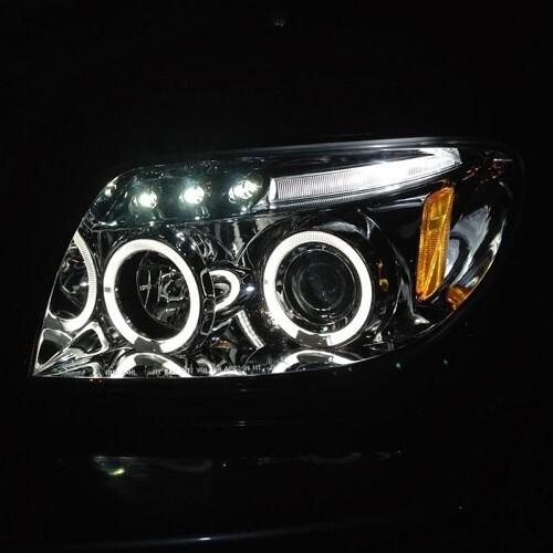 Spec-D headlights for the Toyota 4Runner
