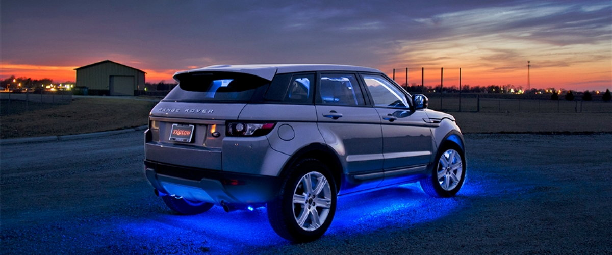 Automotive LED Lighting Strips