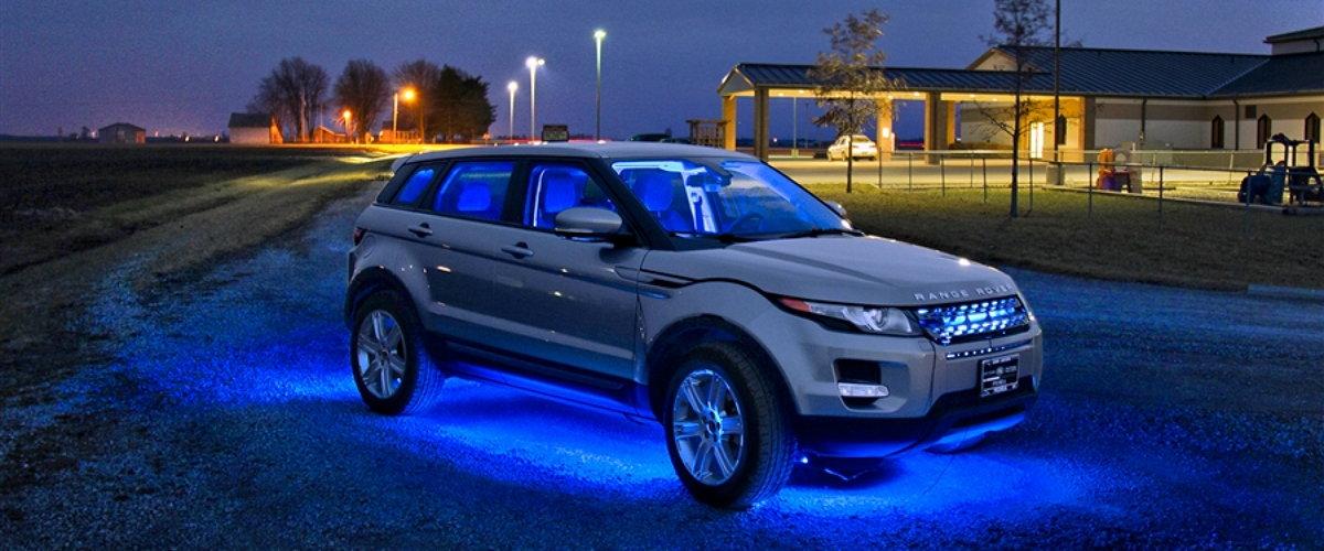 led light strips for cars