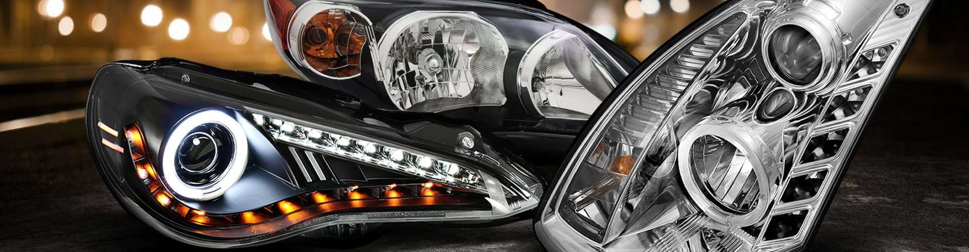 Halo Headlights: Custom Lighting Solutions for Cars & Trucks