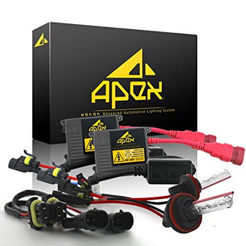 Apex Xenon Hid Conversion Kit