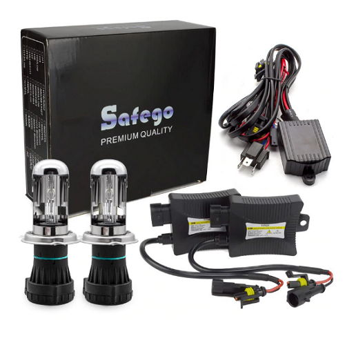 Safego HID DC Slim HID Conversion Kit