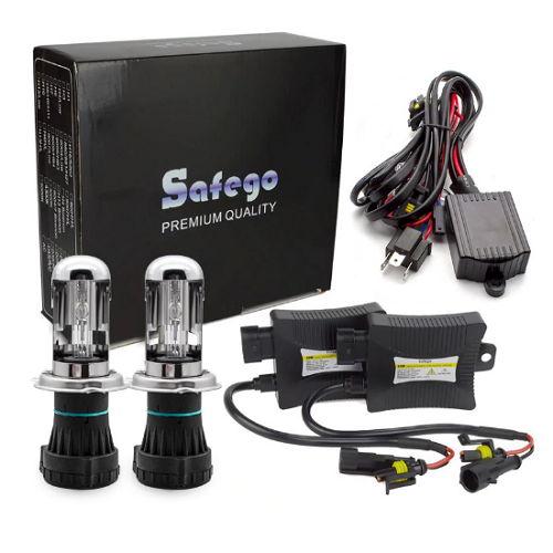 Safego HID DC Slim HID Conversion Kit