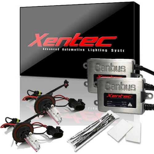 XENTEC 6000K Hi/Low HID Conversion Kit