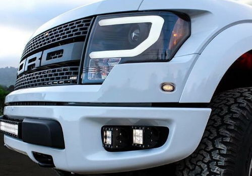 Spyder Headlights Ford F-150