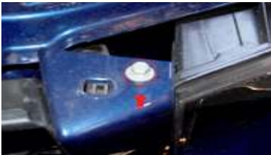 bumper removal hardware